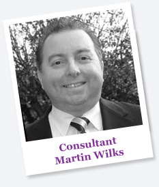 Martin Wilks is an expert hospitality & catering consultant